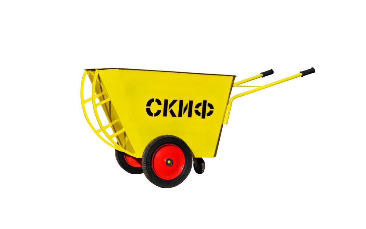 Строительная тачка Скиф СТ 200 -  Skif.in.ua