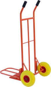 Тележка двухколесная  Orange 2801 Пенополиуретановые колеса -  Skif.in.ua