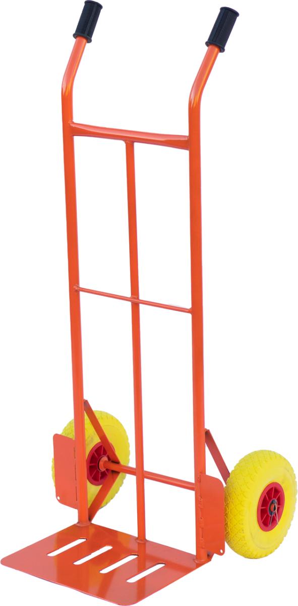 Тележка двухколесная  Orange 2501 Пенополиуретановые колеса -  Skif.in.ua