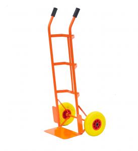 Тележка двухколесная  Orange 2301 Пенополиуретановые колеса -  Skif.in.ua